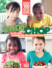 ChopChop Cookbook Cover